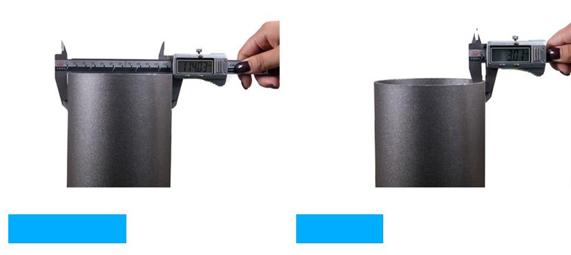 国标器材钢管厚度